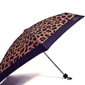 NWOT Coach Mini Umbrella -Animal Print